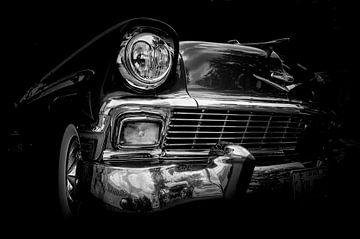 Chevrolet Bel Air Hardtop 1956 von Bart van Dam