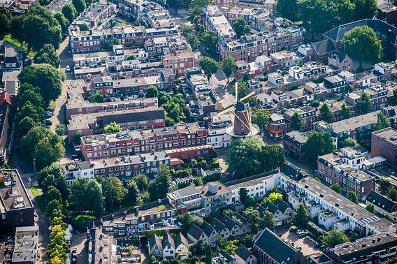 De molen Rijn en Zon in Utrecht