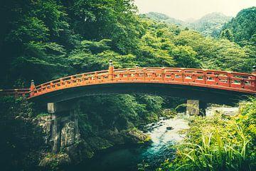 Shinkyo Bridge van