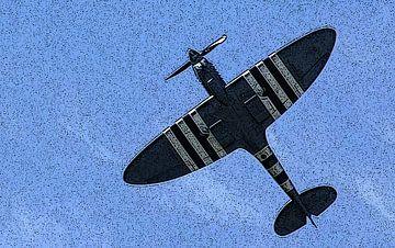 Spitfire  van Pim Feijen