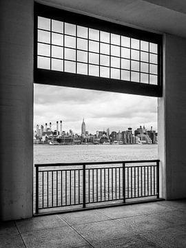 Skyline New York. von C. Wold