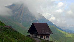 Het Huis In De Alpen