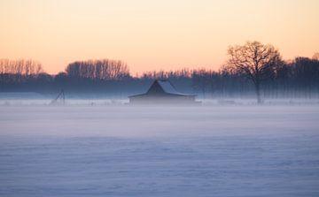 La grange sur Theo Bauhuis
