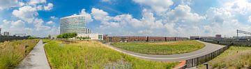 Panorama Gerechtsgebouw Breda van I Love Breda