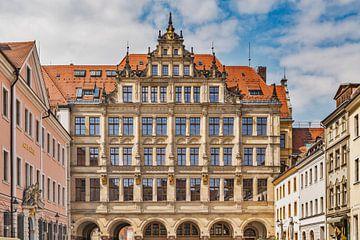 Das Neue Rathaus in Görlitz, Deutschland von Gunter Kirsch