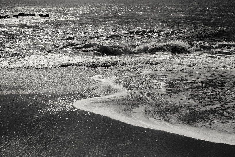 Wanneer het water het strand bereikt van Rebecca Gruppen