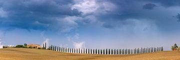 Agriturismo Poggio Covili, Tuscany, Italy von Henk Meijer Photography