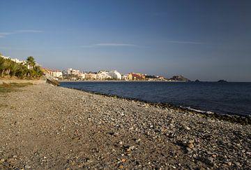 Stone Beach sur Cornelis (Cees) Cornelissen
