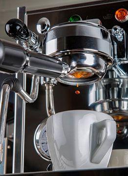 Machine à espresso sur Thomas Heitz
