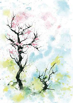 Frühling von Larysa Golik