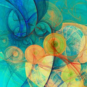 Composition abstraite 324 van