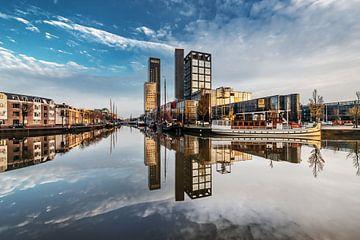 Skyline van Leeuwarden sur Harrie Muis