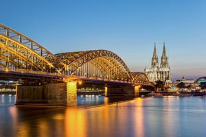 Cologne in the evening #2