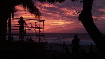 Sonnenuntergang von Mark Helmers
