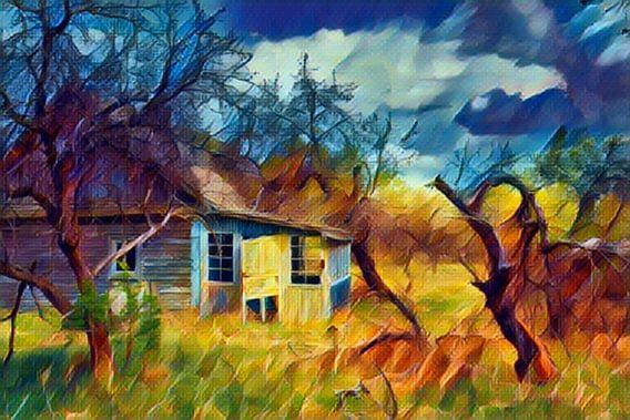 Mijn gezellige kleine huisje van Hilda Weges