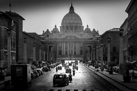 Sint Pieter Black & White