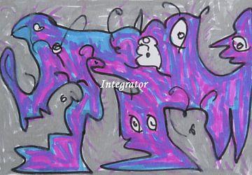 Creative Gestalt van Tine van Wijk