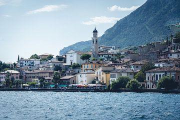 Limone Sul Garda aan het gardameer in Italië van Felix Van Lantschoot