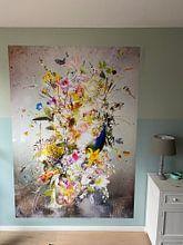 Klantfoto: The Beacon (gezien bij vtwonen) van Jesper Krijgsman, als behang