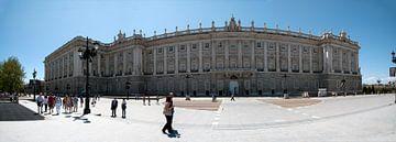 Paleis van Madrid van Thomas Poots