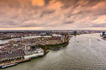 Rotterdam-Zuid van Marcel Moonen Visuals