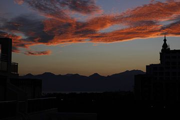 Sonnenuntergang von Danielle Holkamp