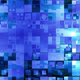 Cubeboard N.1 van Oliver P_Art