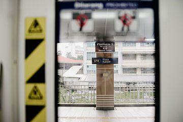 Metro KL van Marianne Bal