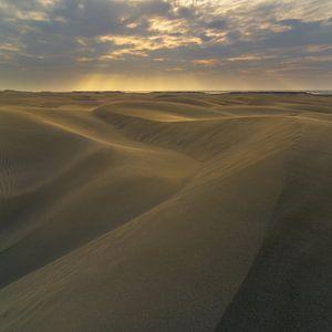 Tainan woestijn in Taiwan