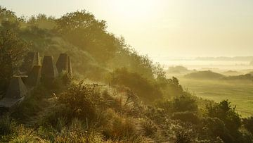 Natuurgebied Lentevreugd Wassenaar van Dirk van Egmond