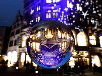 """Christmas Kohlmarkt in Braunschweig met """"Haus zum Stern"""" van schroeer design"""