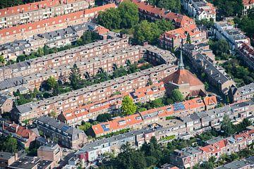 De Schildersbuurt in Utrecht von De Utrechtse Internet Courant (DUIC)