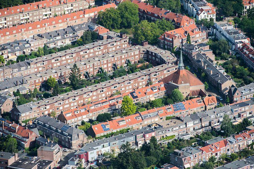 De Schildersbuurt in Utrecht van De Utrechtse Internet Courant (DUIC)
