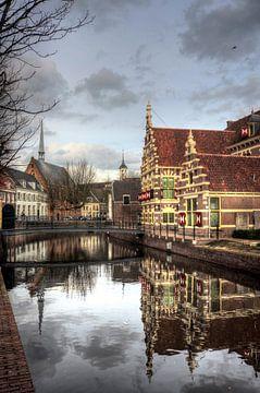 Musée Flehite Flehite historique Amersfoort sur Watze D. de Haan