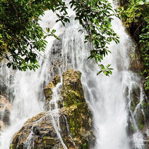 Punyaban waterval, Thailand