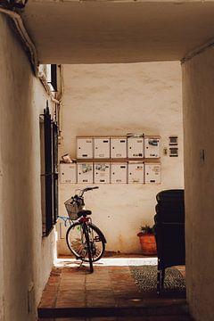 Italian Streets van Eva Ruiten