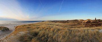 Panorama de Sylt - West Beach et Quermarkenfeuer