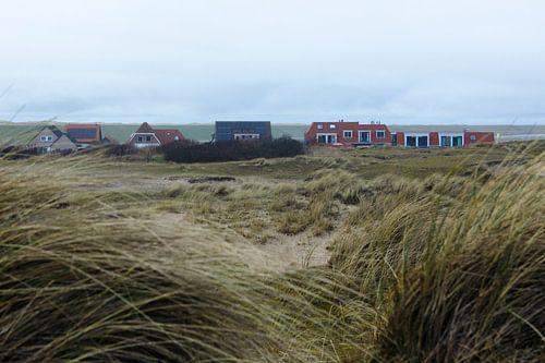 Huisjes Camperduin Noord-Holland