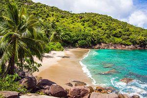 Seychellen - Mahé - Anse Major van