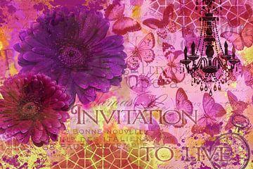 Einladung zum Leben von christine b-b müller