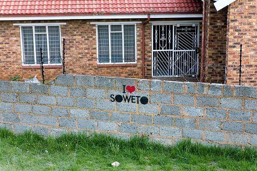 Zuid-Afrika / Johannesburg / I love Soweto / 2011