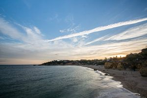 De Portugese kust van
