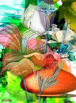 Gimmick Floral sur Gertrud Scheffler
