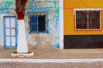 Farben von Kap Verde von Inge Hogenbijl