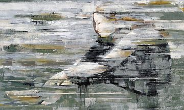 Silence van Atelier Paint-Ing