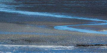 Blue water sur