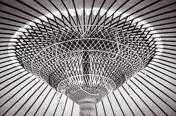 Japanse parasol van Adri Vollenhouw