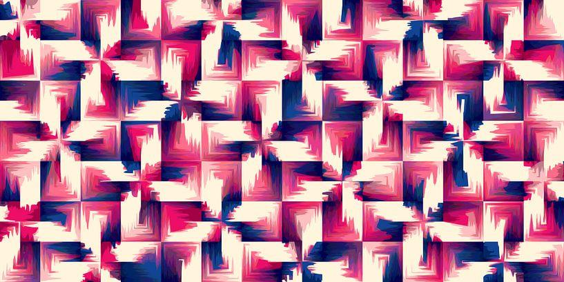 Abstrakte-Muster-01 von Marion Tenbergen