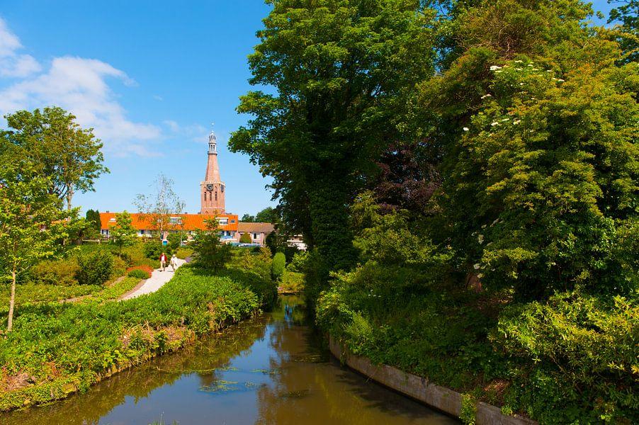 A Typical Dutch Town van Brian Morgan