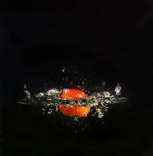 Splash tomaat